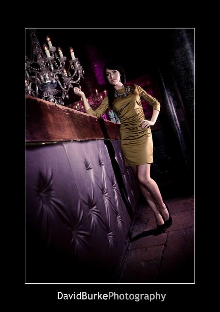 Kent boudoir and model portfolio photography