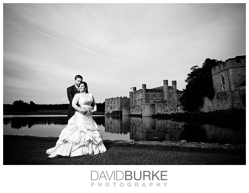 leeds castle wedding photography