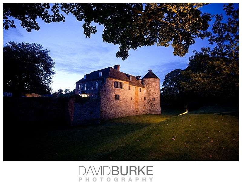 weddings at westenhanger castle