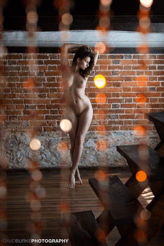 model portfolio shoot