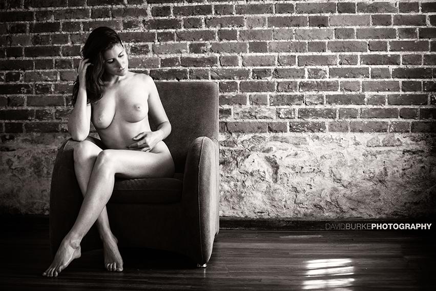 Art nude model portfolio