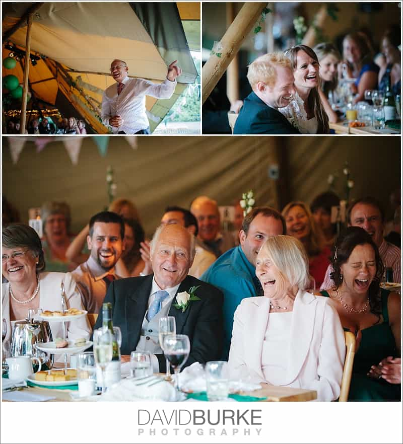 Wedding photography at Little Park House