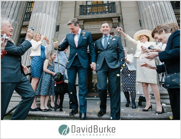 Old Marylebone Town Hall wedding photography (3)