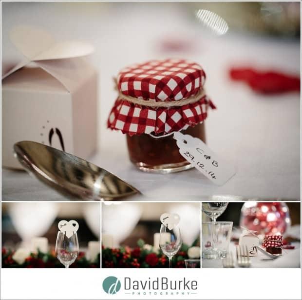 wedding table details grasshopper westerham