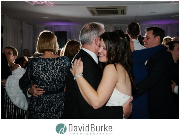 chilston park dancing wedding guests