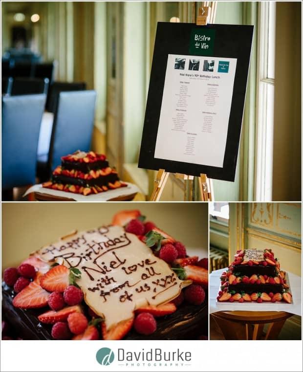 birthday cake hotel du vin