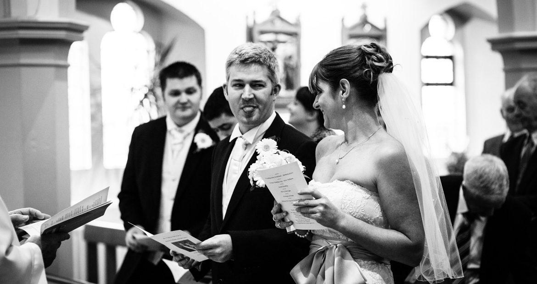 st josephs church havant wedding photography