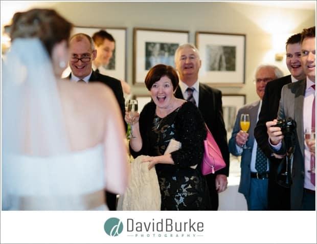 Goodwood Hotel wedding guest