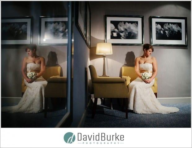 Goodwood Hotel bride