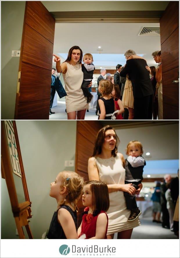 kids at goodwood hotel wedding