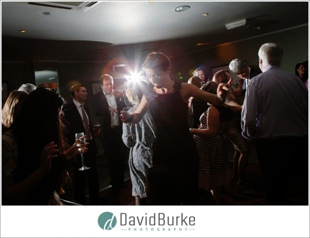 Goodwood Hotel party