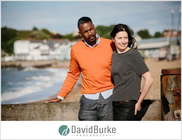 whitstable pre-wedding shoot