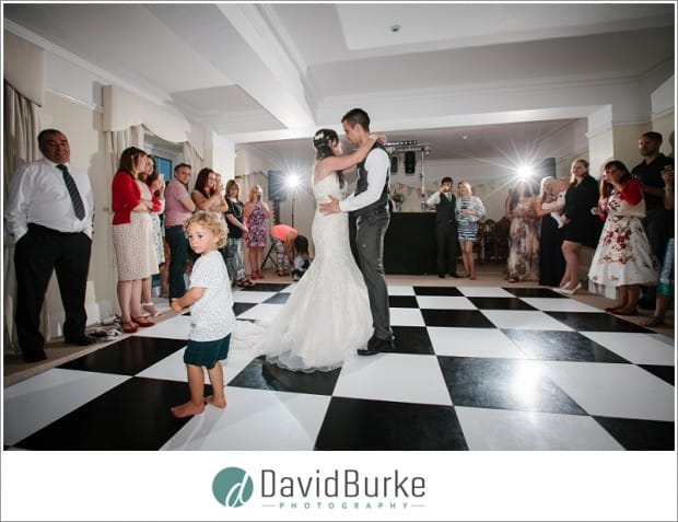 first dance at florence hosue