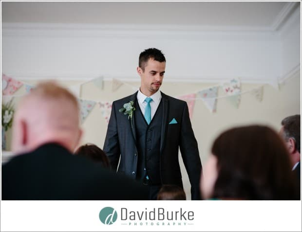 groom at florence house