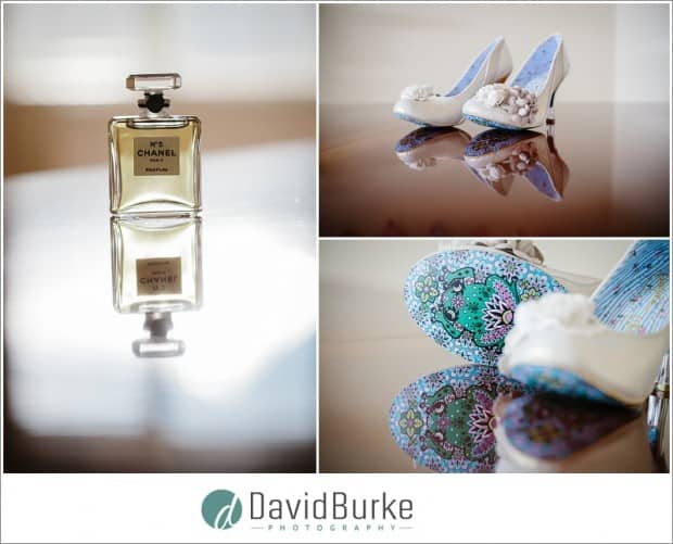 quirky bridal shoes