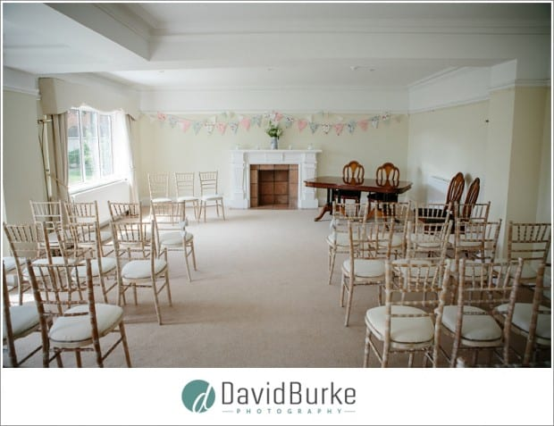 florence house ceremony room