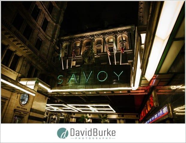 Stewart Parvin brides show at The Savoy