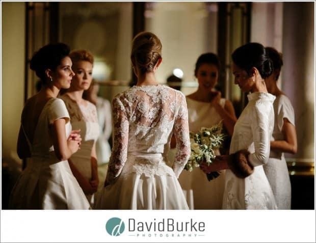 Stewart Parvin brides show