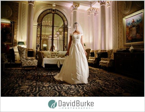 Stewart Parvin dress A fine Romance
