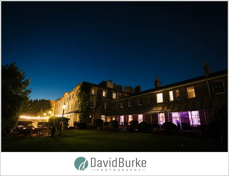 hotel du vin tunbridge wells at night