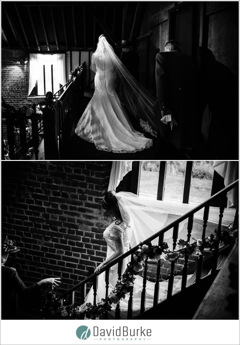 brides entrance cooling castle