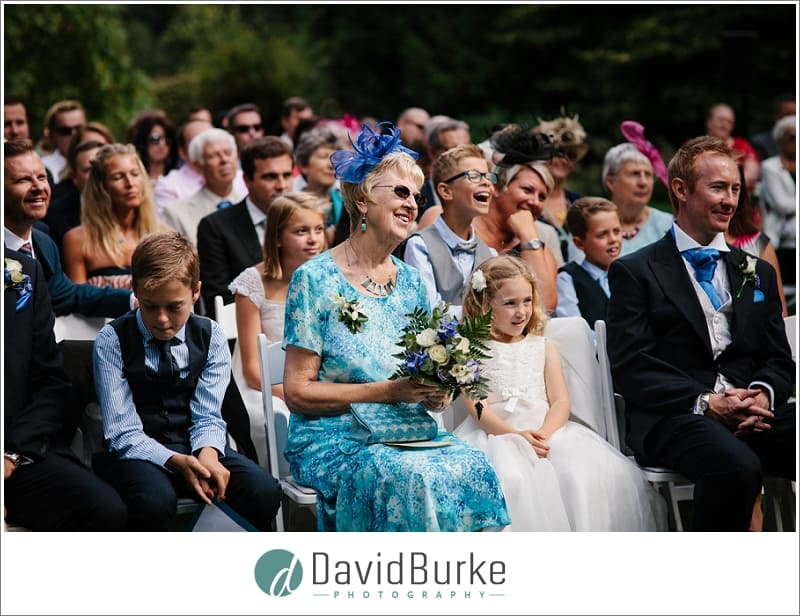 bored wedding guest