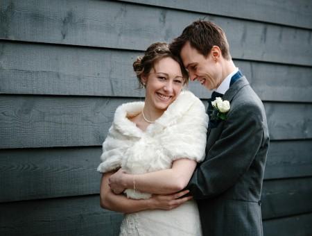 Laura & Asa   The Plough Leigh wedding photography