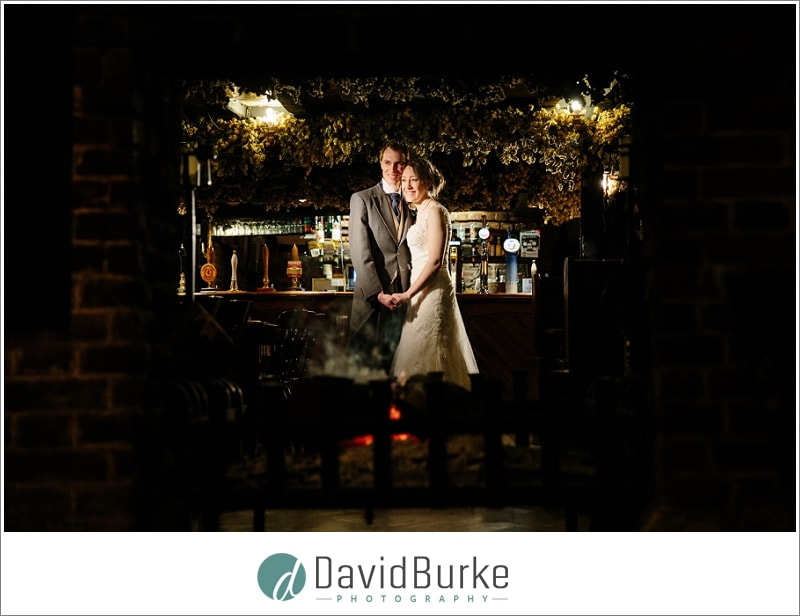 kent wedding photographer at the plough in leigh