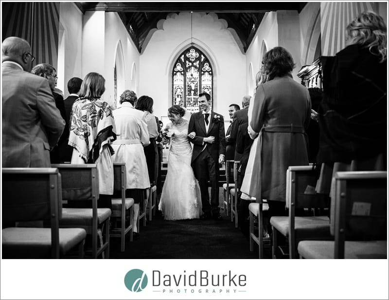 wedding st thomas groombridge