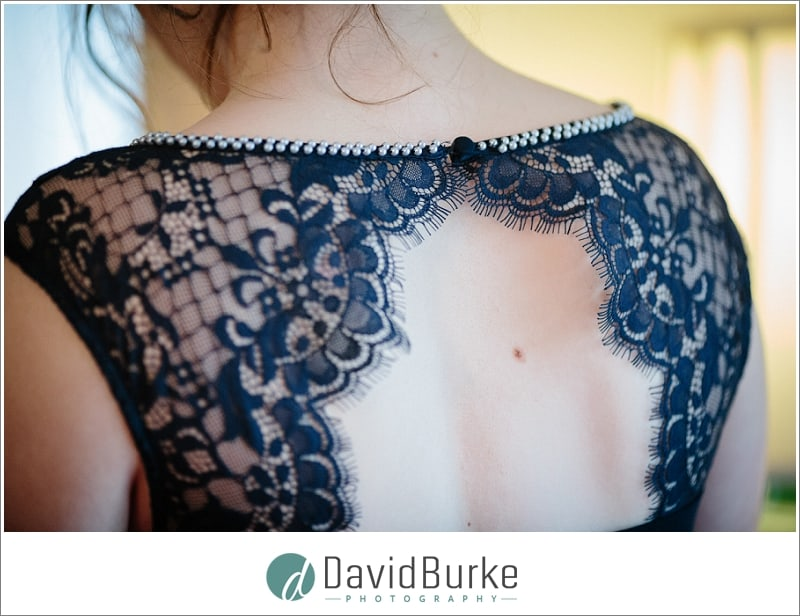 bridesmaids dress detail