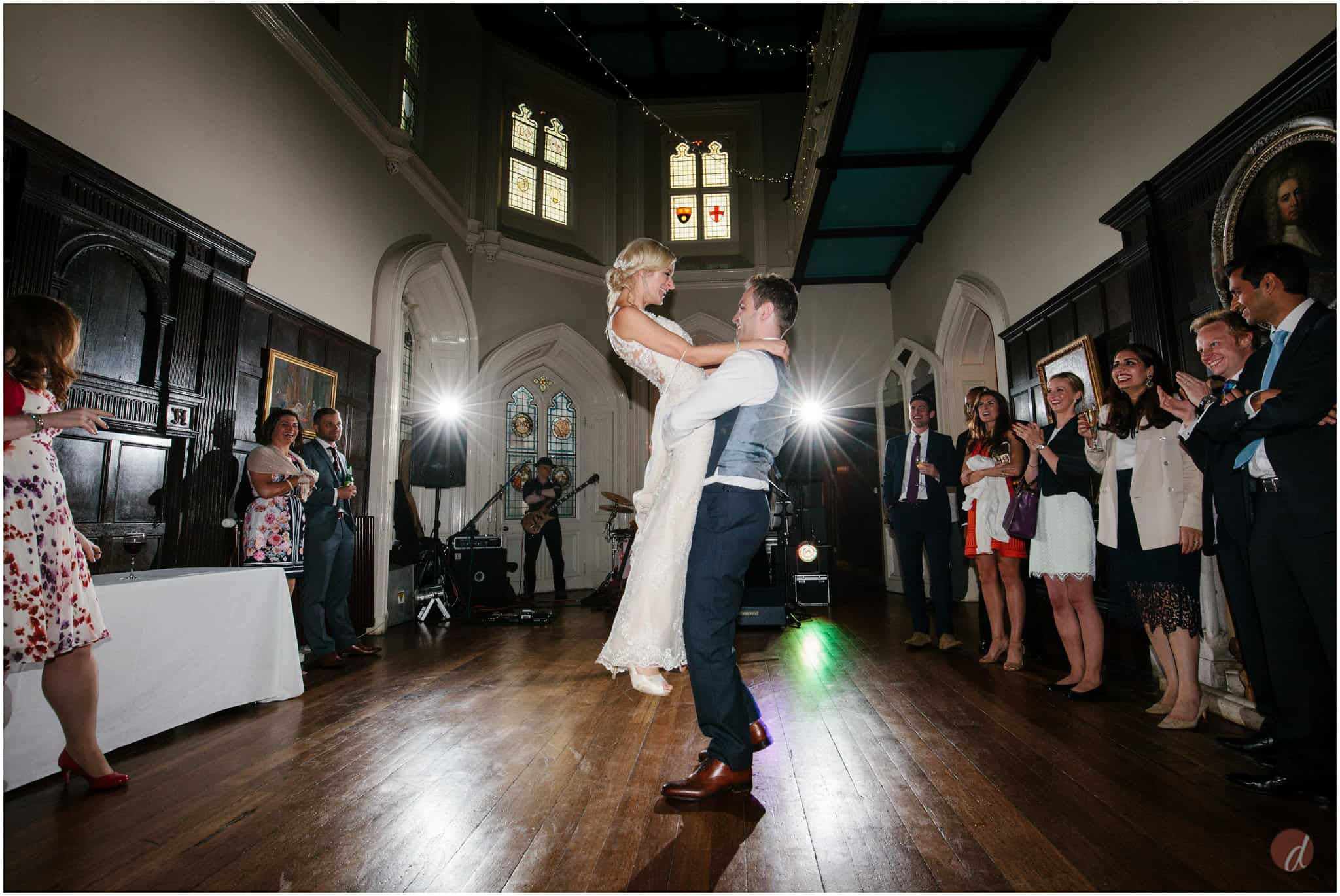 first dance chiddingstone castle