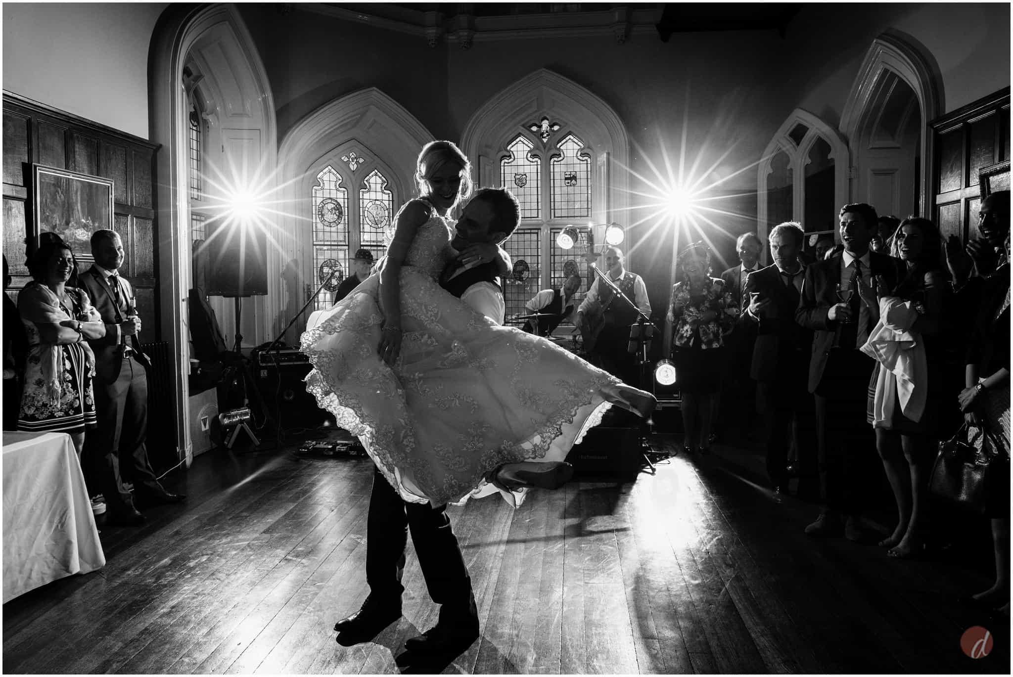 chiddingstone castle wedding photographer
