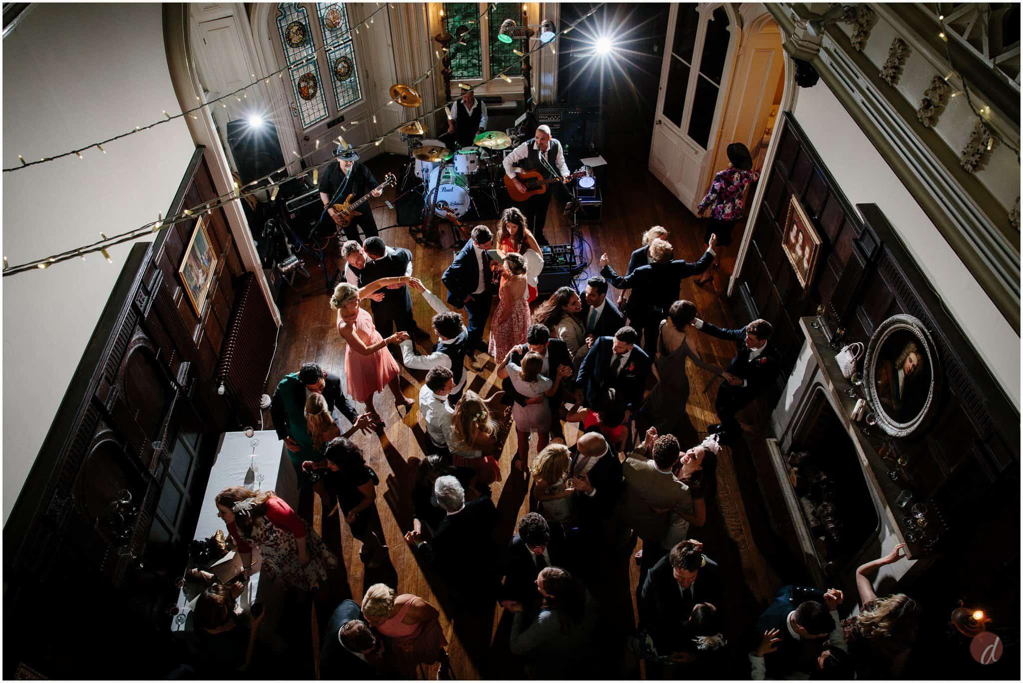 chiddingstone castle party
