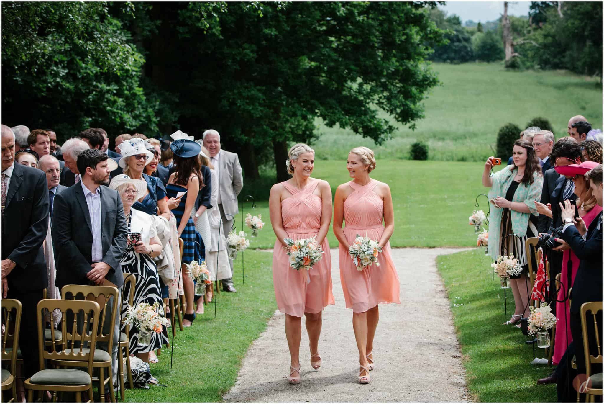 chiddingstone castle wedding photos