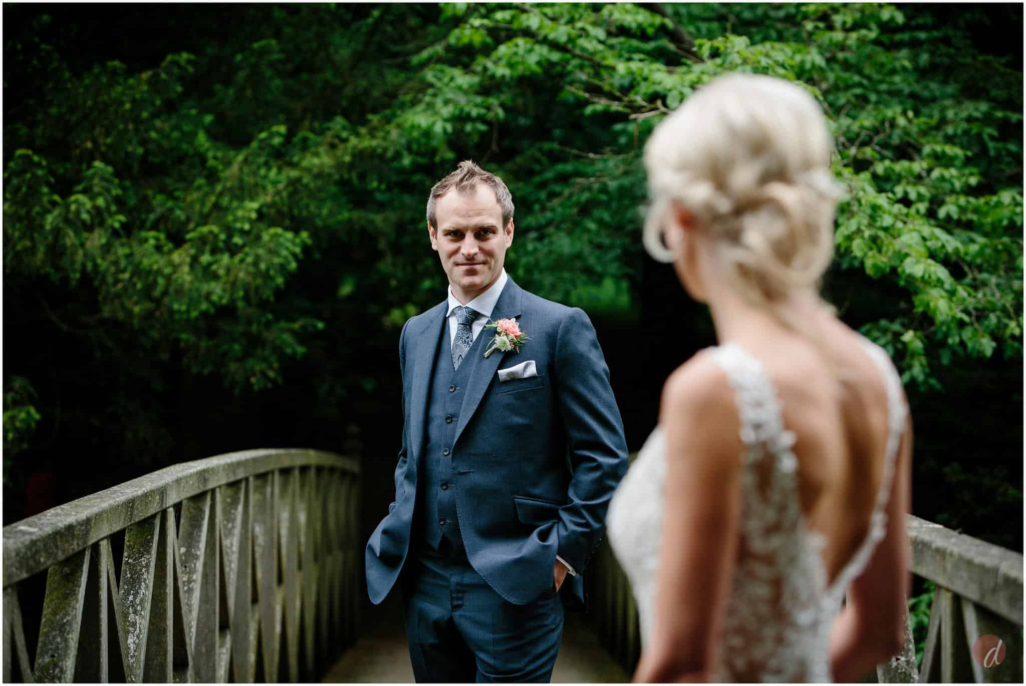 chiddingstone castle wedding photographers