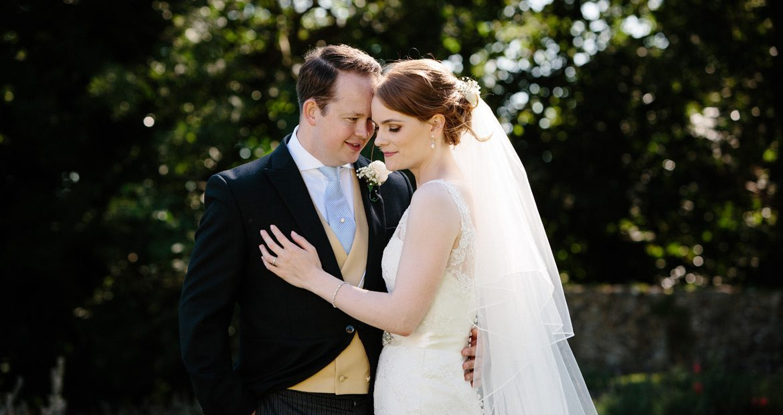 beautiful wedding at lympne castle