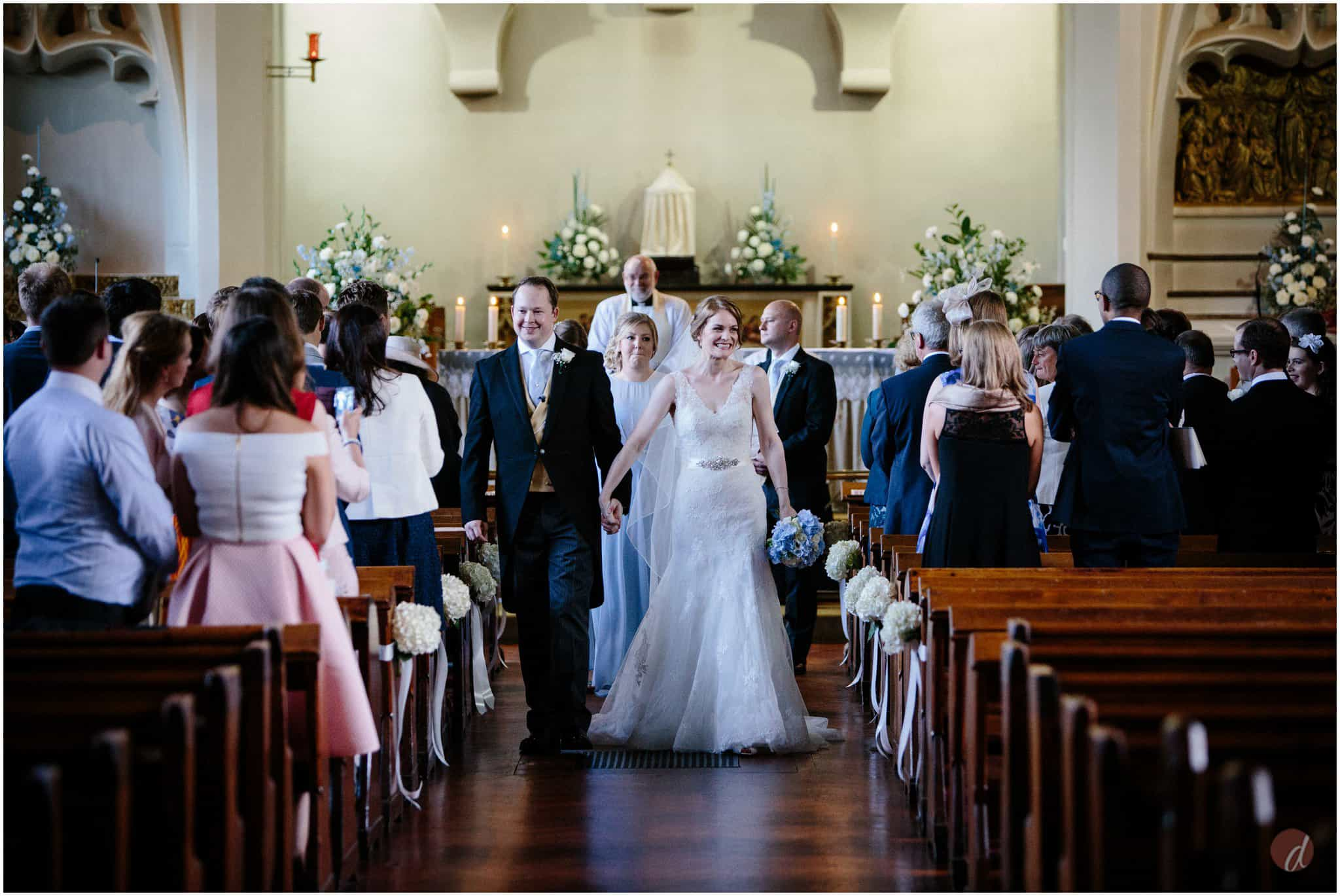 Our Lady Help of Christians wedding photos