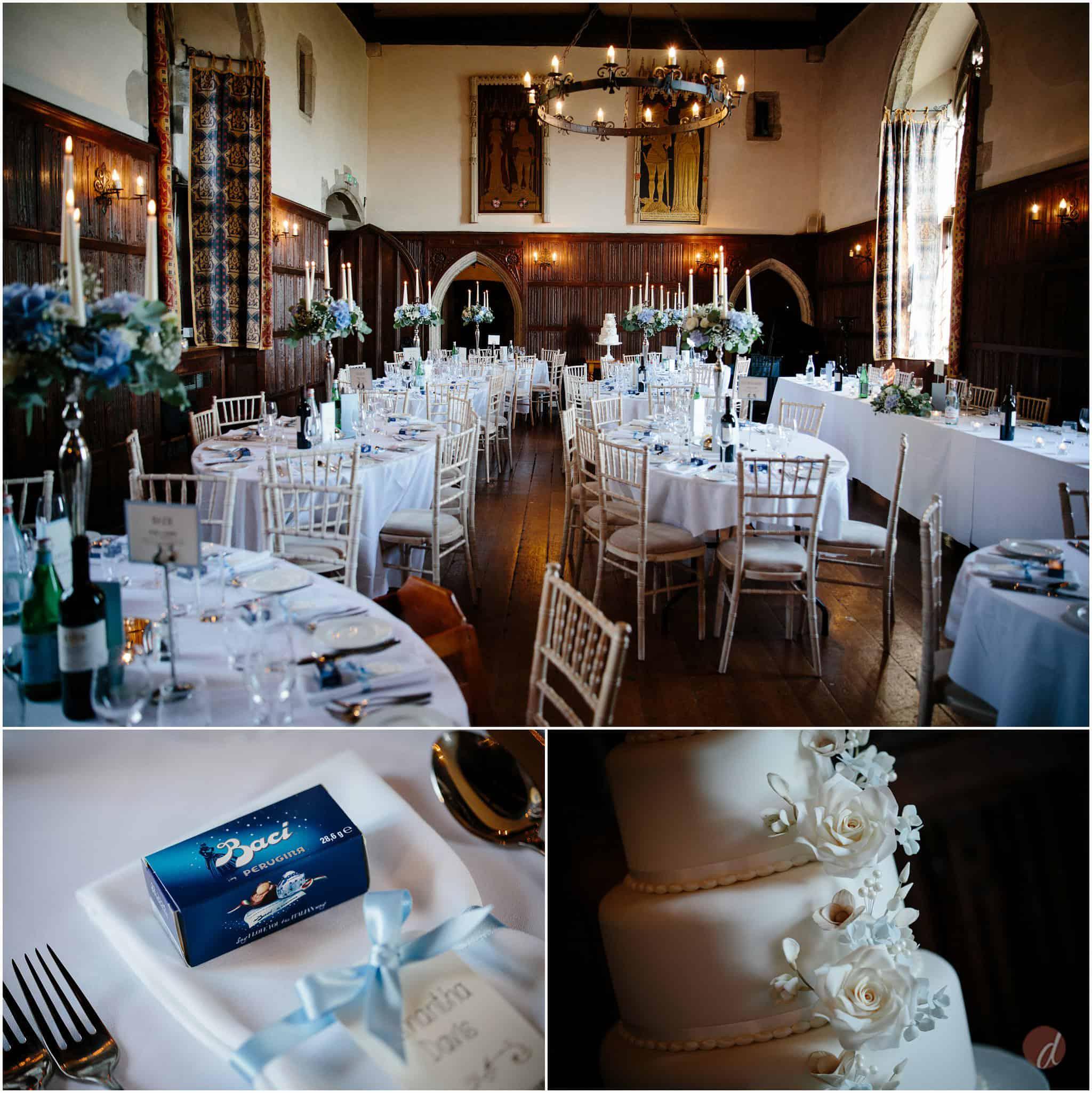 lympne castle wedding details