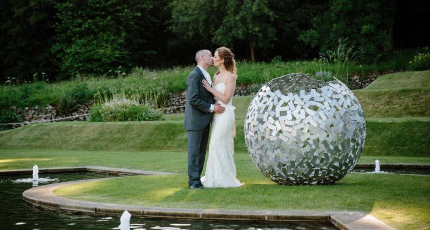 Riverhill Himalayan Gardens wedding photography