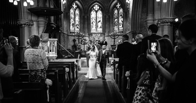 st mary kippington wedding photography