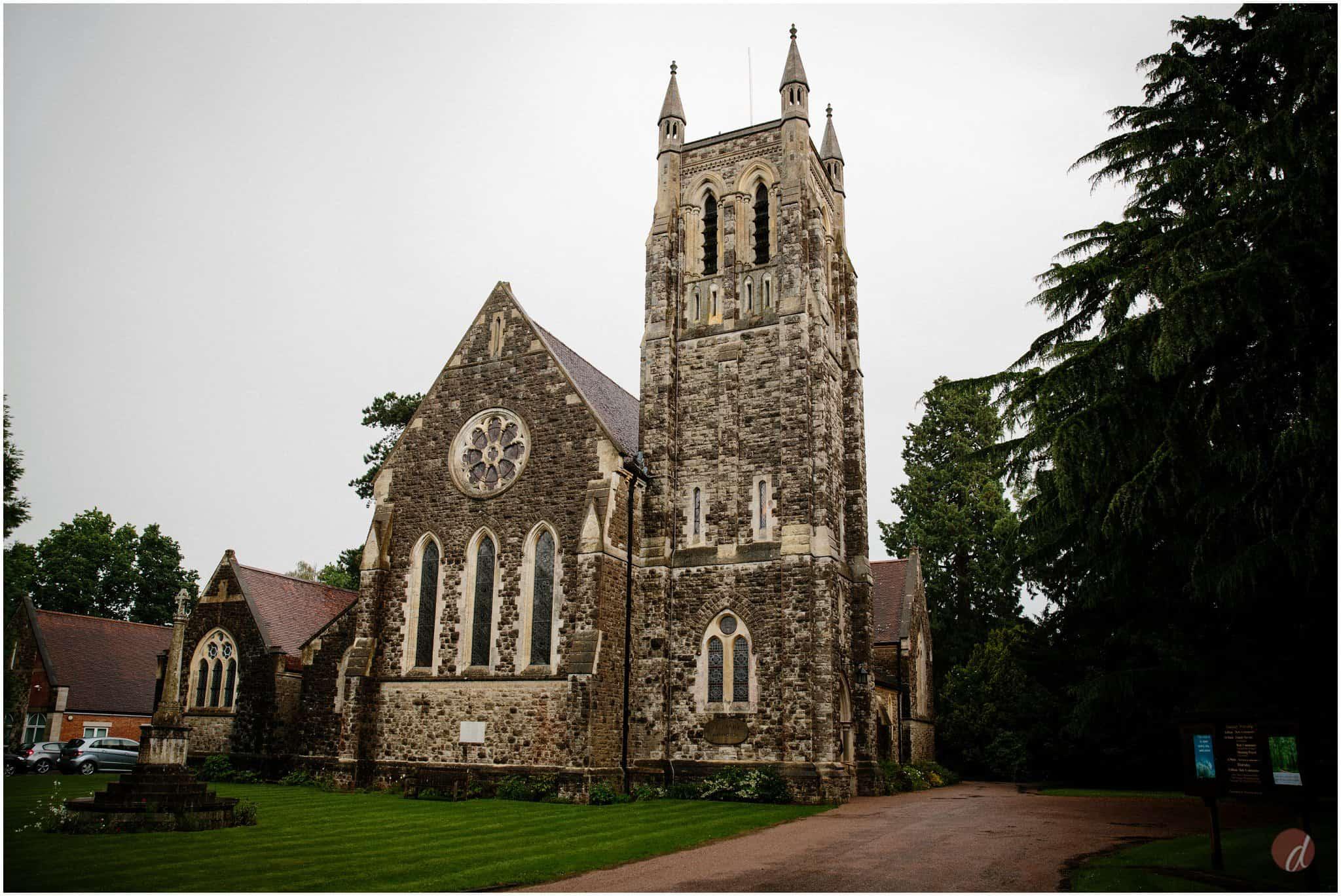 st mary church kippington