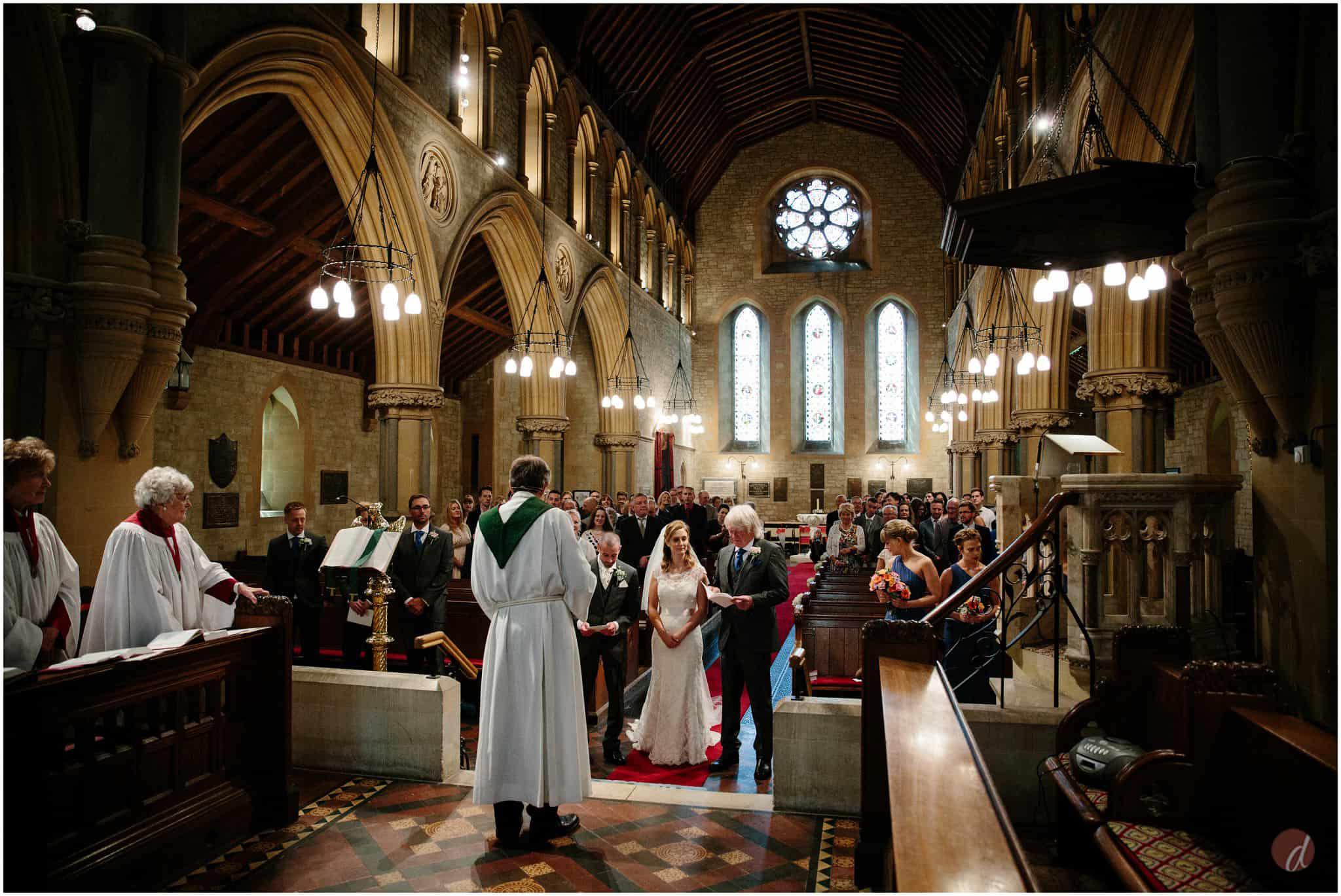 st mary kippington wedding photos