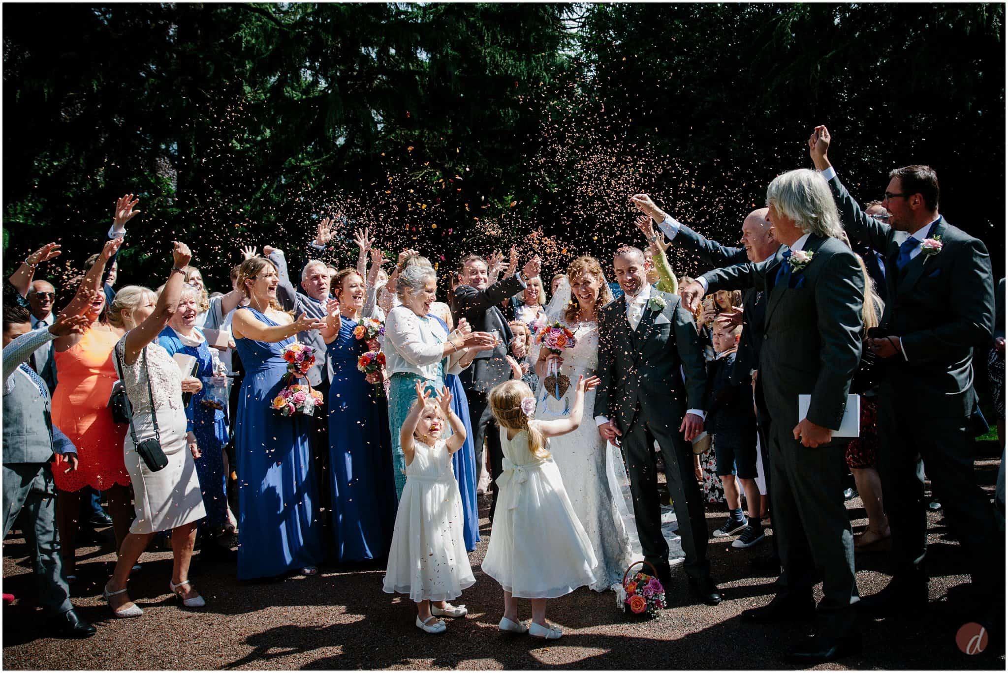 st mary kippington confetti shot