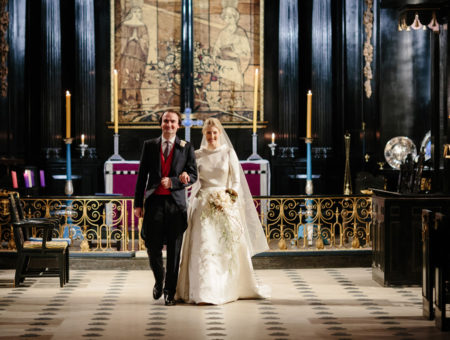 St Clement Danes & The Garrick Club | Matilda & Tom's wedding