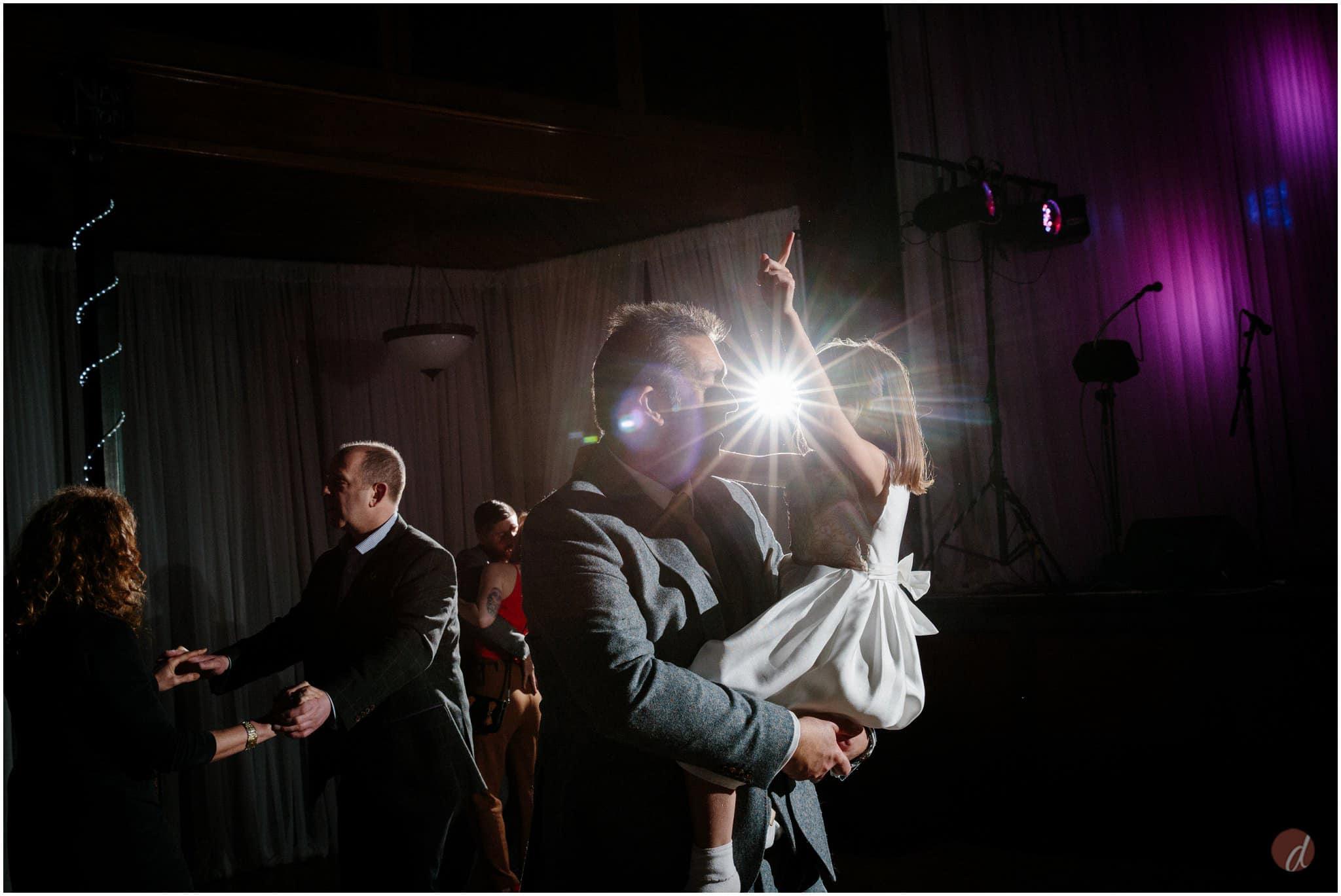 salomons theatre wedding party