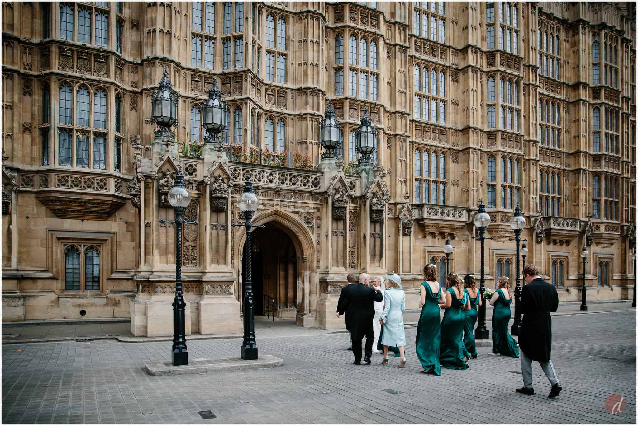 wedding at house of lords
