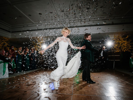 Lydia & Charles pt 2   Intercontinental Park Lane wedding