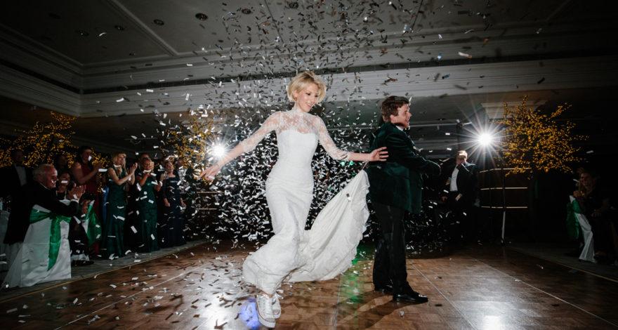 intercontinental park lane wedding