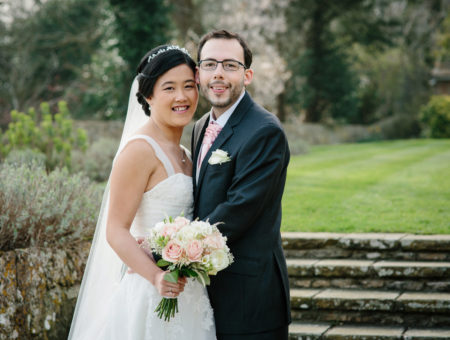 Ning & Joe | Lympne Castle Wedding
