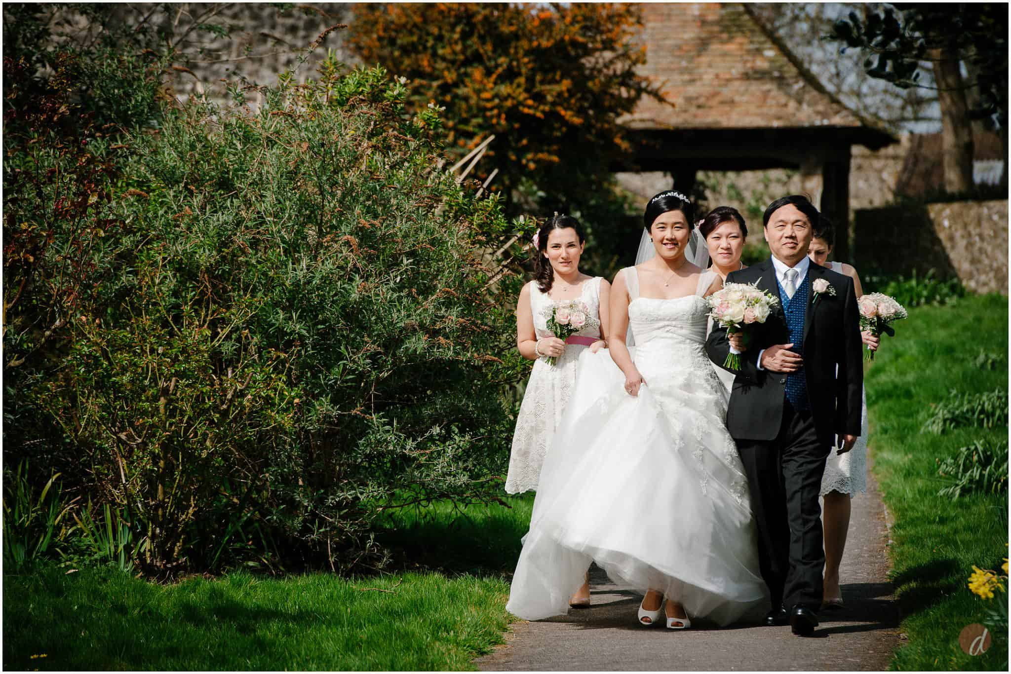 st stephen's church lympne weddings